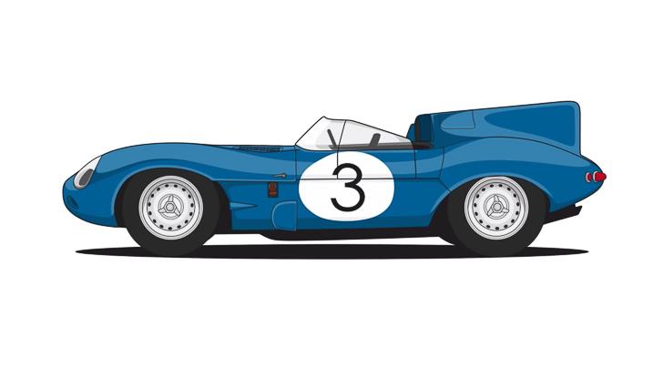 Donut Media Evolution of Winners Le Mans-1
