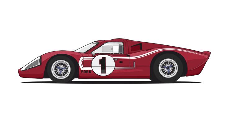 Donut Media Evolution of Winners Le Mans-5a
