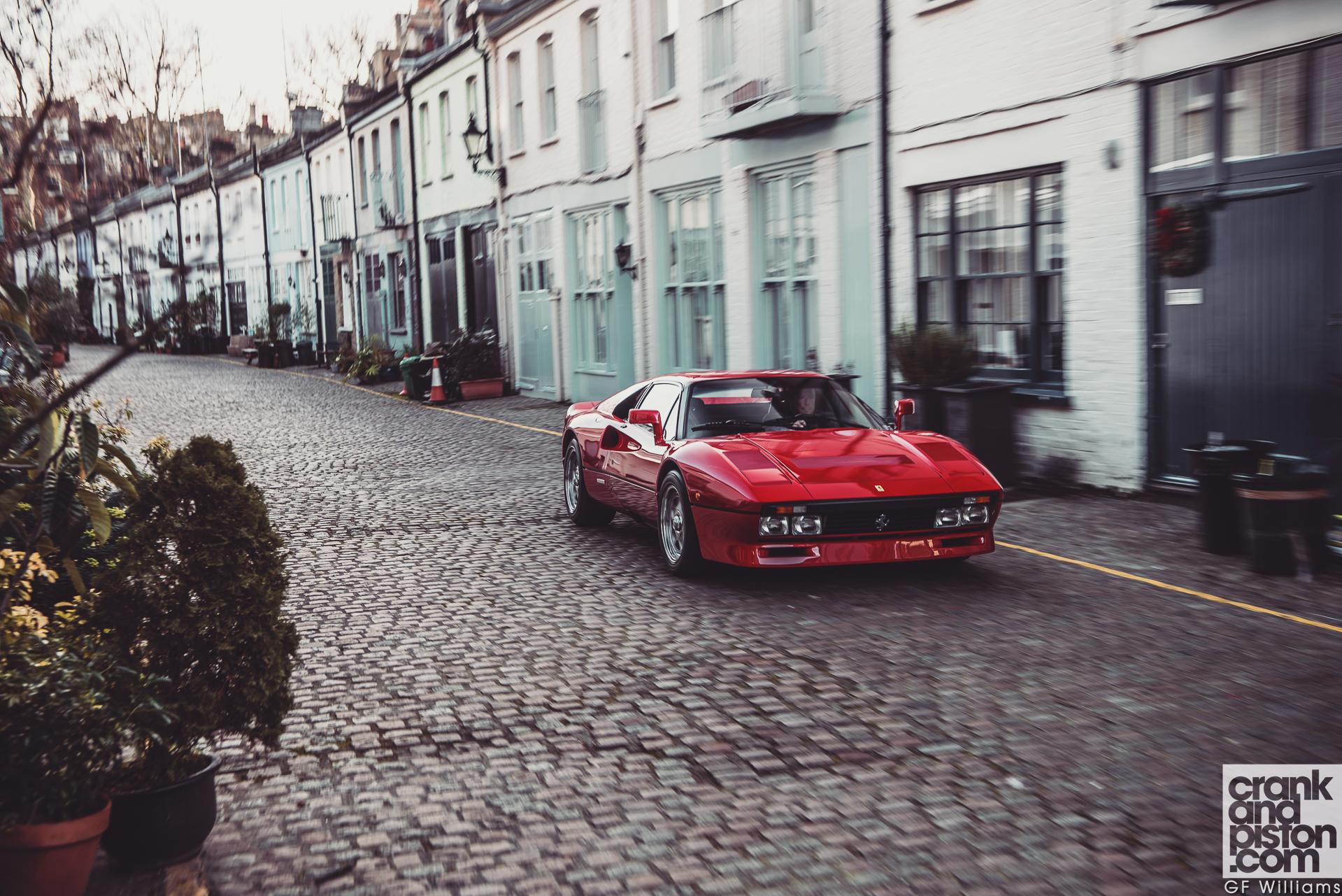 2017 Ferrari 488 Spider >> 1985 Ferrari 288 GTO. Set 1 - crankandpiston.com