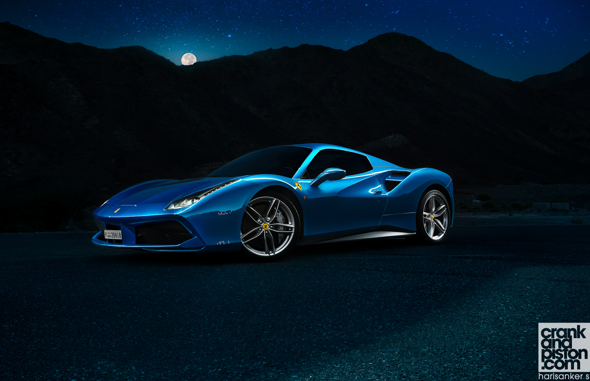 Ferrari 488 Spider WALLPAPERS crankandpiston-2