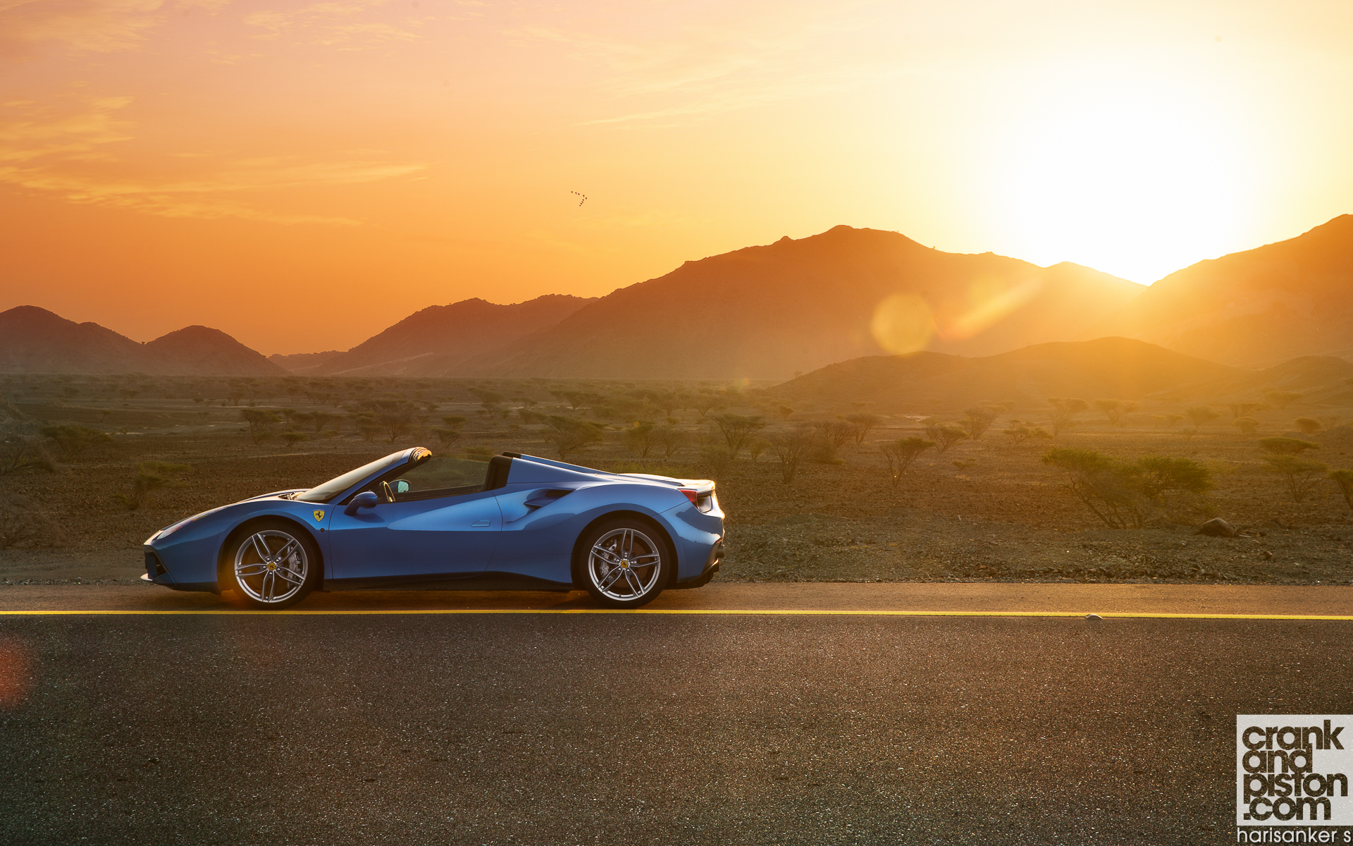 Ferrari 488 Spider WALLPAPERS crankandpiston-4