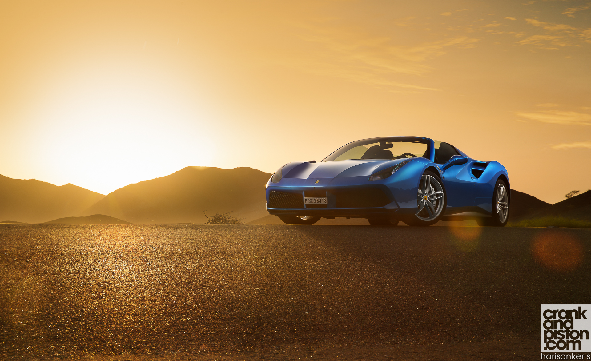 Ferrari 488 Spider WALLPAPERS crankandpiston-5