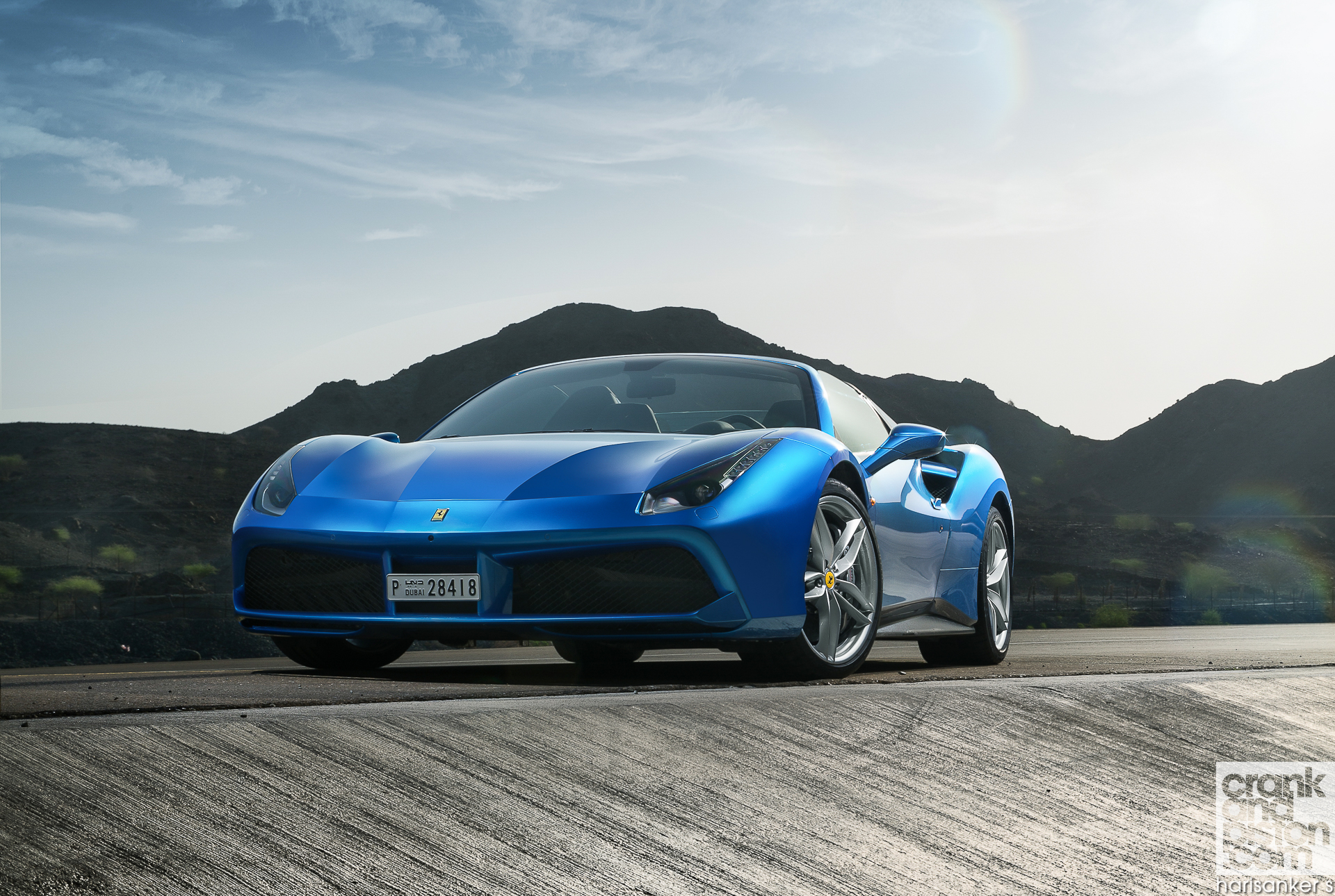 Ferrari 488 Spider WALLPAPERS crankandpiston-6