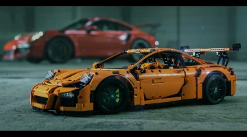 LEGO Porsche 911 GT3 RS-1