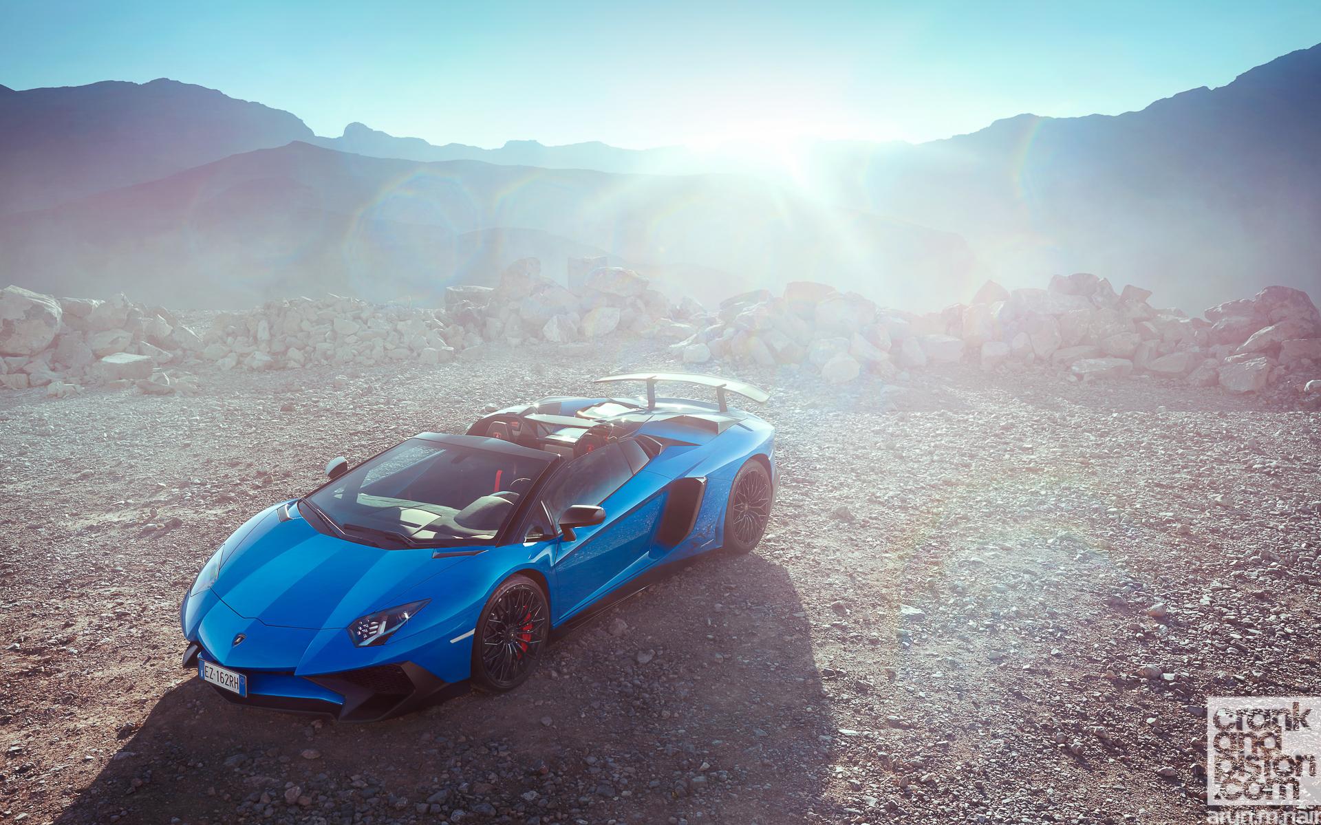 Lamborghini Aventador SV Roadster WALLPAPERS crankandpiston-1
