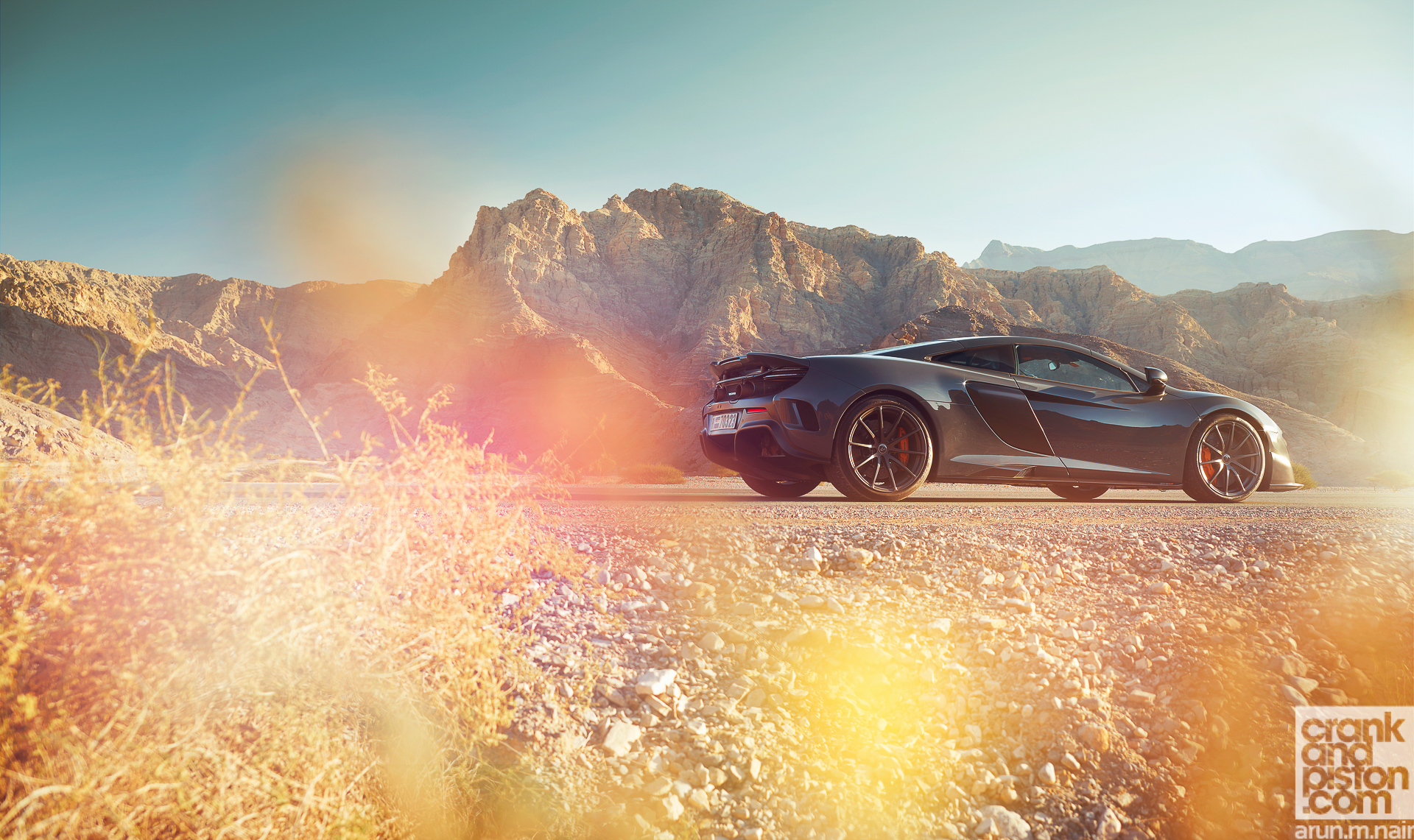 McLaren 675LT WALLPAPERS crankandpiston-6