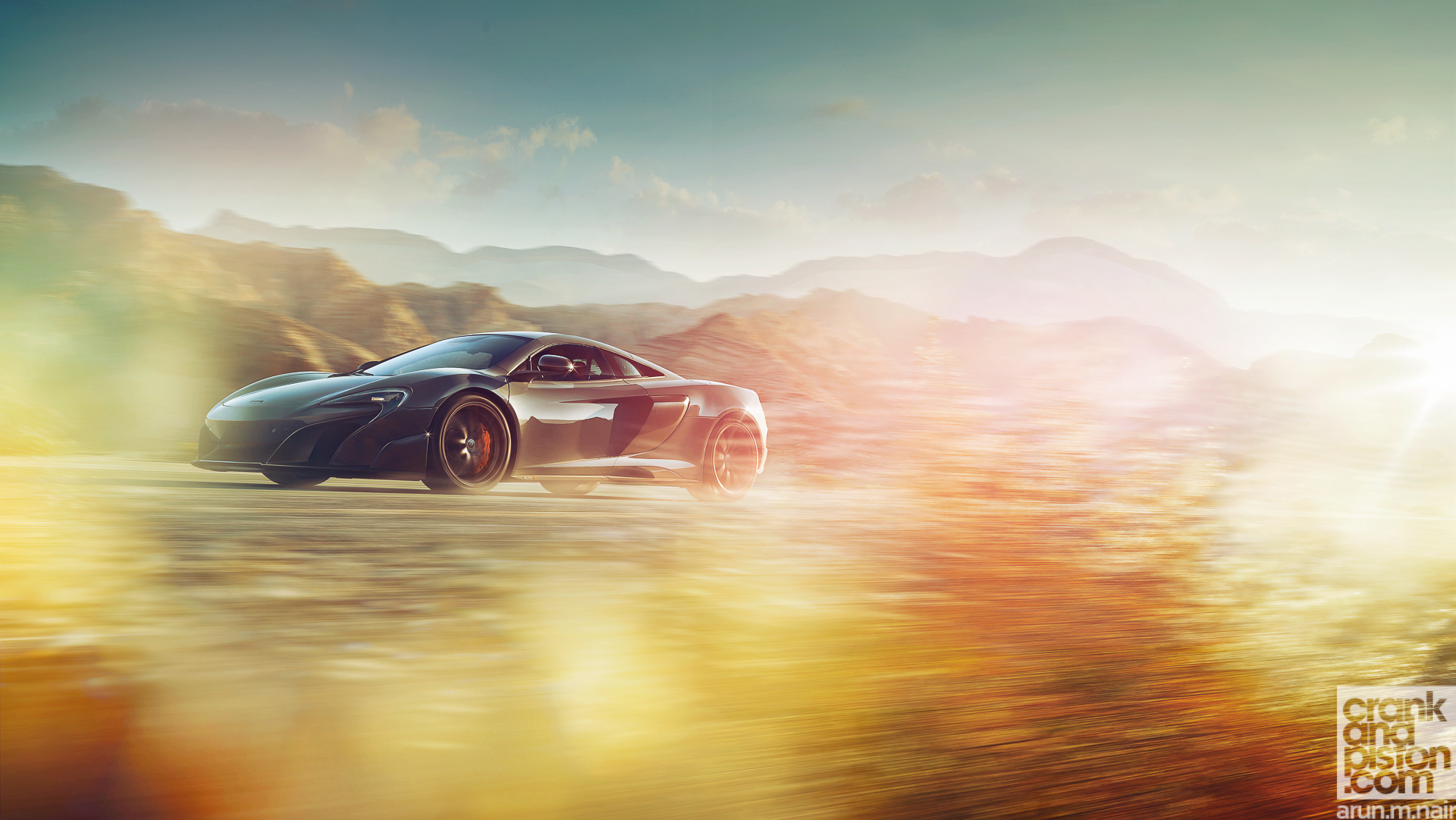 McLaren 675LT WALLPAPERS crankandpiston-7
