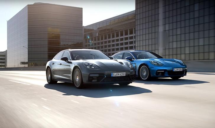 New Porsche Panamera Turbo-15