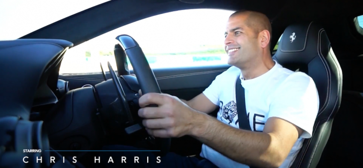 Top Gear's Chris Harris