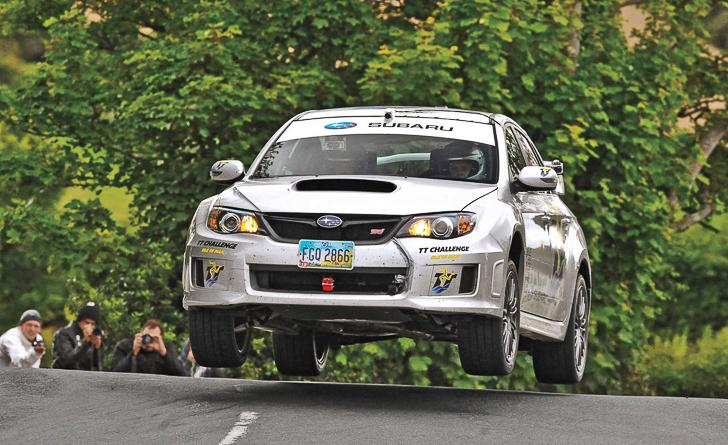 THROWBACK THURSDAY Subaru WRX STI Mark Higgins Save 2011-3