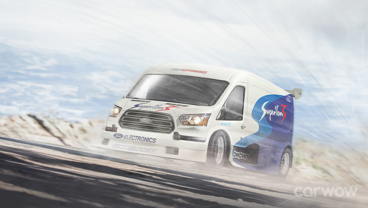 Cars we'd like to see compete on Pikes Peak CarWow-10