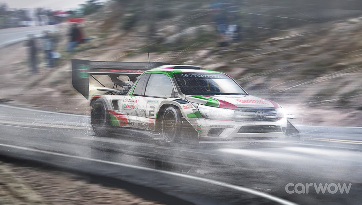 Cars we'd like to see compete on Pikes Peak CarWow-4