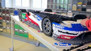LEGO Ford GT LME GTE-Pro-14