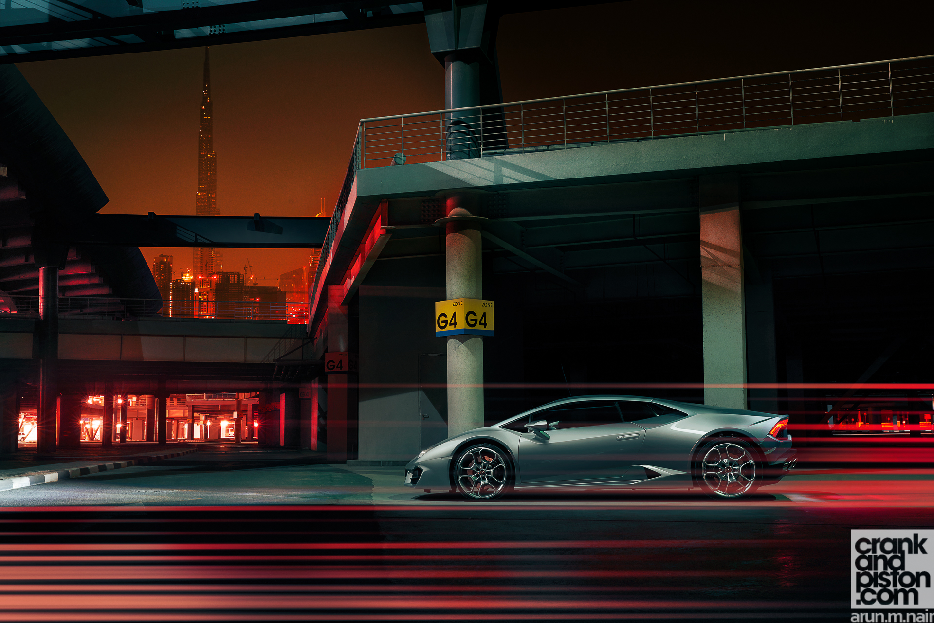 Lamborghini Huracan LP 580-2 crankandpiston Wallpapers-5