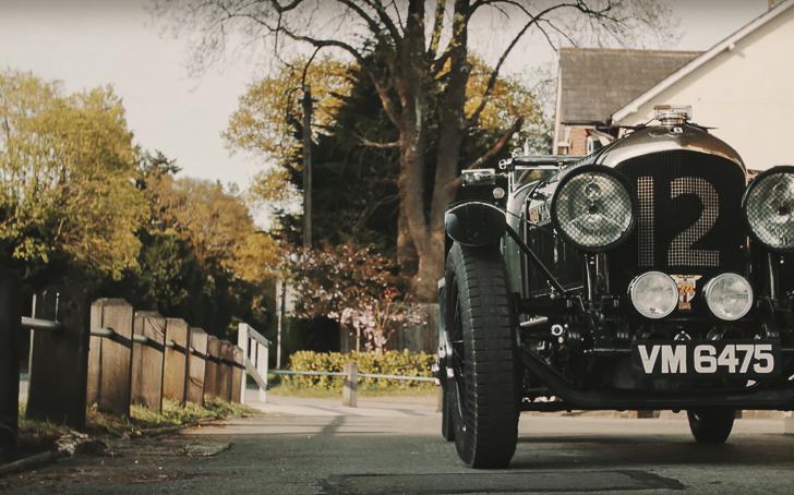 Pre-War Bentley Petrolicious Bentley Boy-1