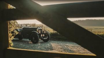 Pre-War Bentley Petrolicious Bentley Boy-6