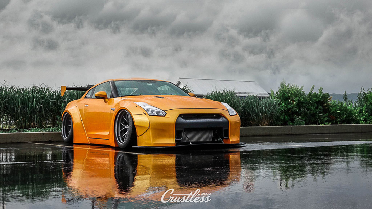 Driven to Cure Nissan GT-R-1