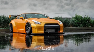 Driven to Cure Nissan GT-R-4