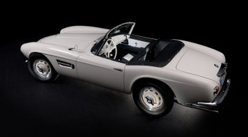 Elvis Presley BMW 507 restoration-42