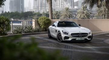 Mercedes-AMG GT S. Management Fleet (August)-38
