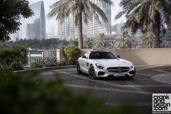 Mercedes-AMG GT S. Management Fleet (August)-4