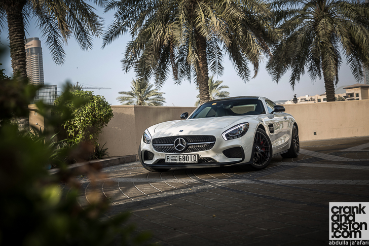 Mercedes-AMG GT S. Management Fleet (August)-8