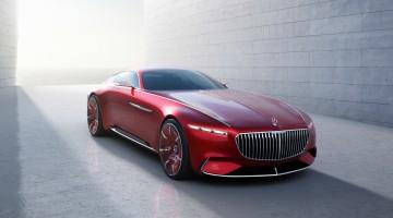 Vision Mercedes-Maybach 6-16