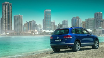 Volkswagen Touareg Management Fleet (July)-18