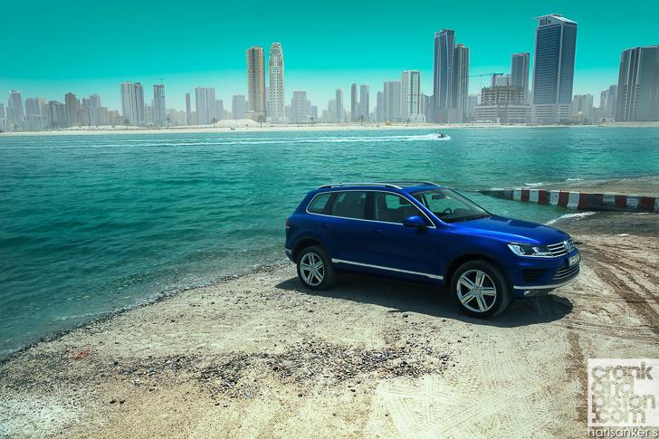 Volkswagen Touareg Management Fleet (July)-7