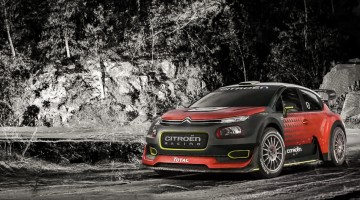 Citroen Racing C3 WRC World Rally Championship-24