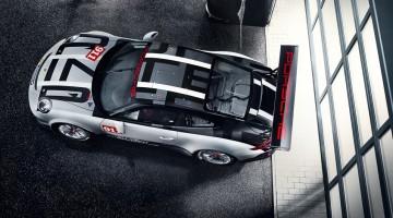 Porsche 911 GT3 Cup. Paris 2016-8