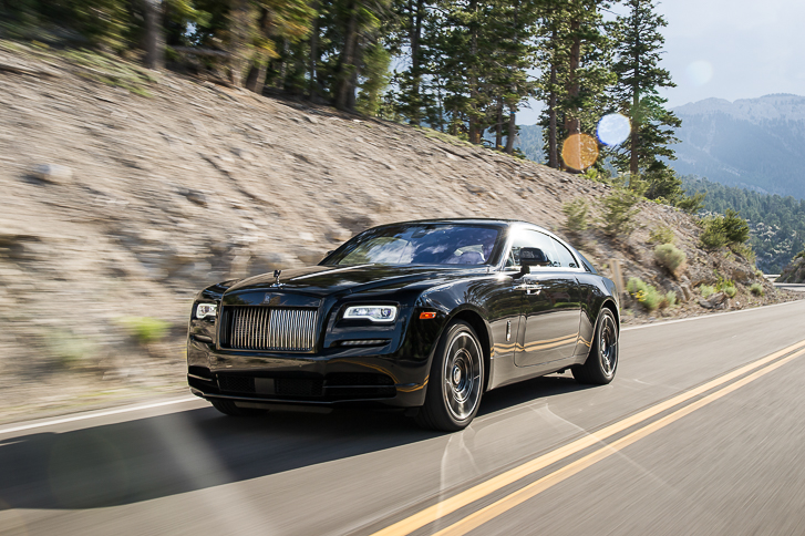 Rolls-Royce Wraith Black Badge-38