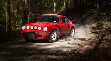 1981 Porsche Safari 911 SC. Clint Davis-1