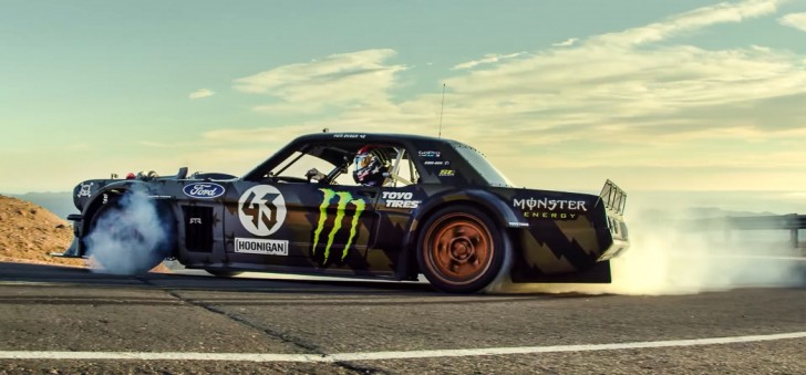 Teaser video climbkhana with 1400hp hoonicorn v2 - Hoonicorn specs ...
