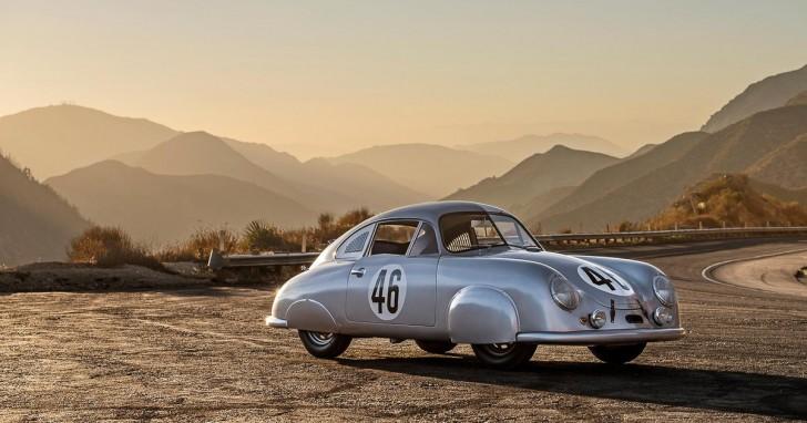 Porsche 356 SL Gmund Coupe. Jay Leno's Garage-3
