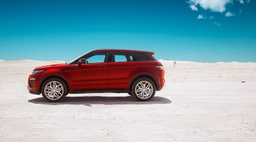 Range Rover Evoque. Management Fleet (September)-14