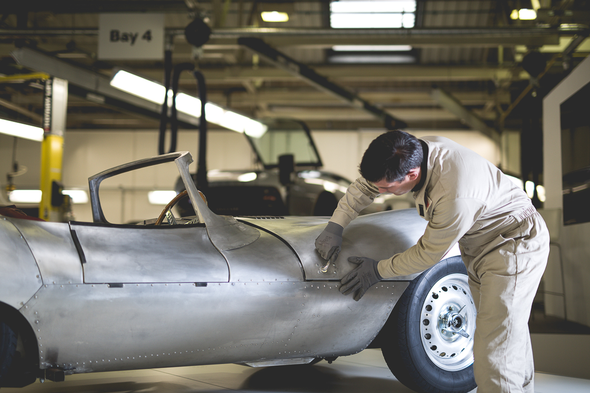Jaguar XKSS-12