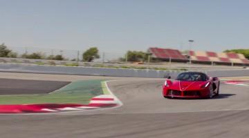 LaFerrari Aperta Sebastian Vettel-1