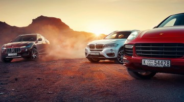 Maserati Levante S vs Porsche Cayenne GTS vs BMW X6 crankandpiston-49