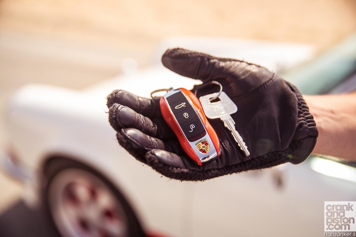 Porsche Carrera RS 2.7 vs Porsche 911 GT3 RS crankandpiston-41
