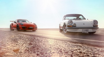 Porsche Carrera RS 2.7 vs Porsche 911 GT3 RS crankandpiston-56