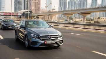 Self-driving Mercedes- E-Class-3