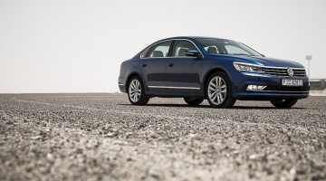 Volkswagen Passat. Management Fleet (October)-14