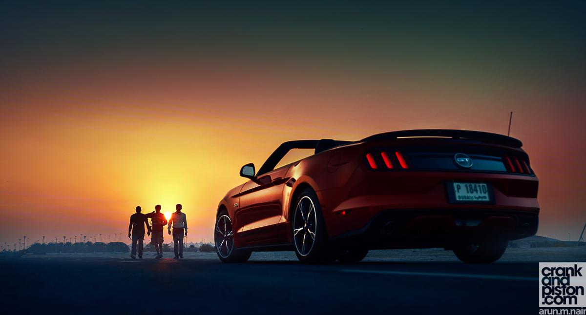 Ford Mustang GT California Special crankandpiston-33