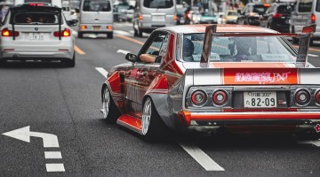 Kaido Racer is seen in Tokyo, Japan on October 5, 2016. // Maruo Kono / Red Bull Content Pool  // P-20161005-01428 // Usage for editorial use only // Please go to www.redbullcontentpool.com for further information. //