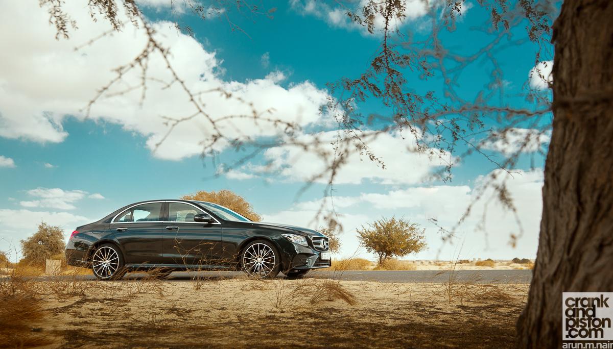 Mercedes-Benz E200 crankandpiston-5