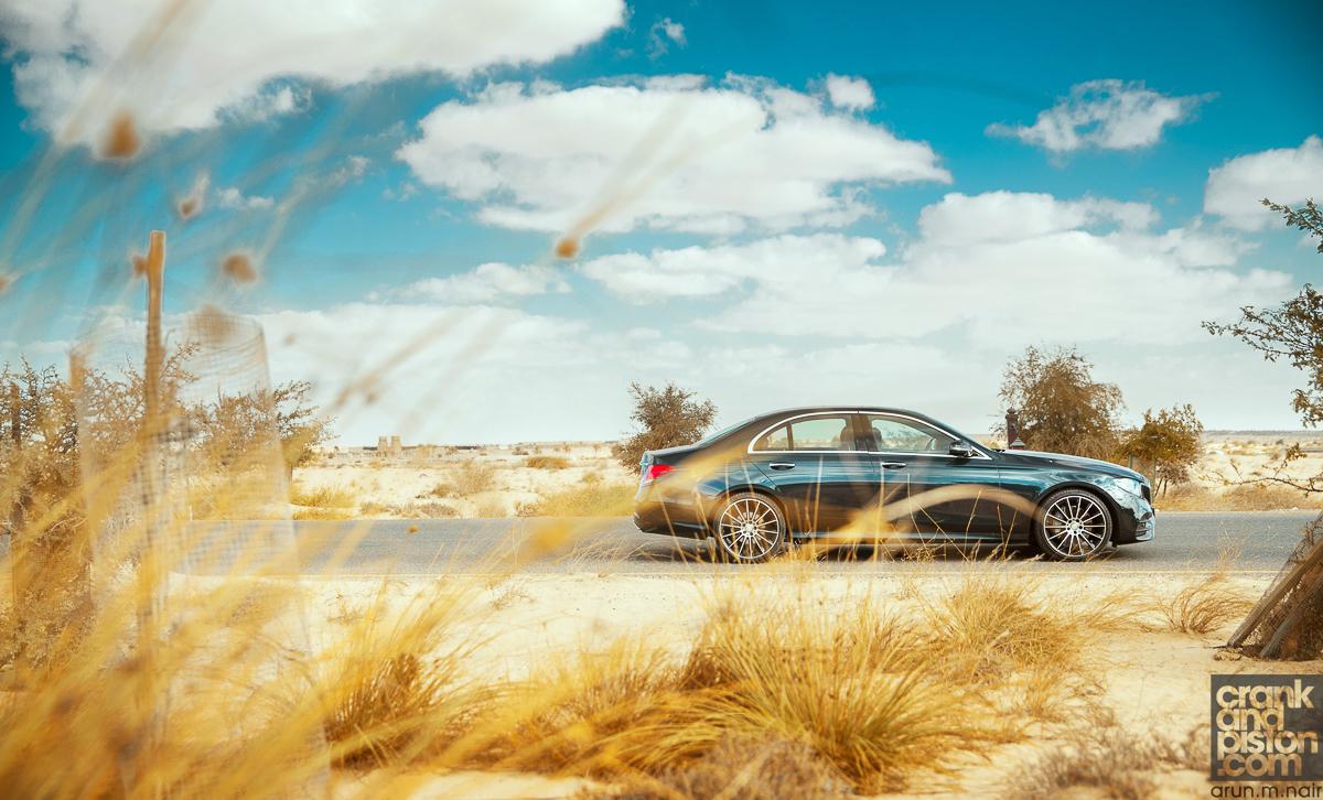 Mercedes-Benz E200 crankandpiston-6