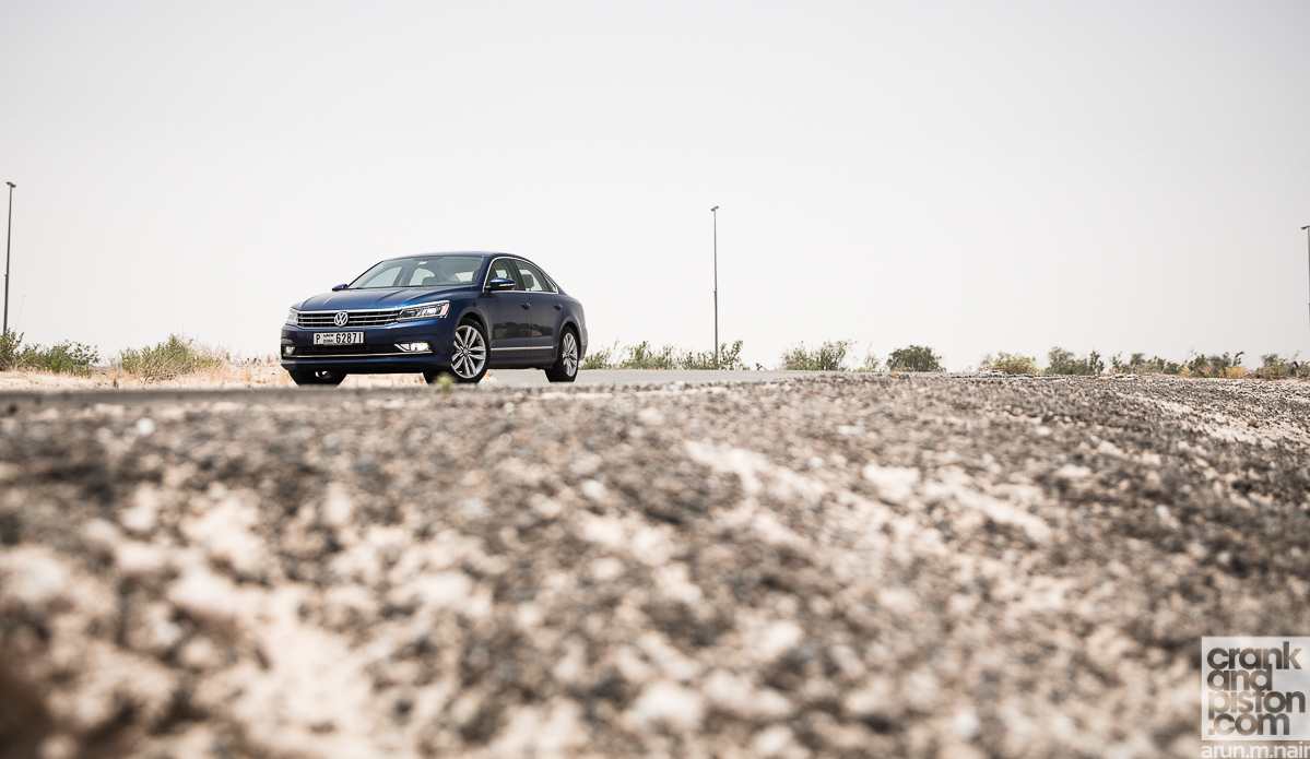 Volkswagen Passat. Management Fleet (October)-10