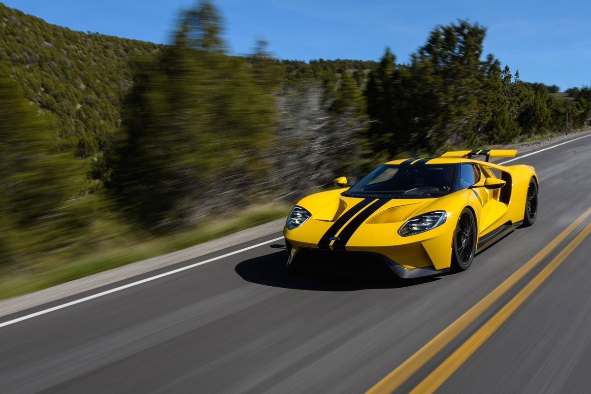 Ford Gt Review Americas Answer To The Hypercar Elite