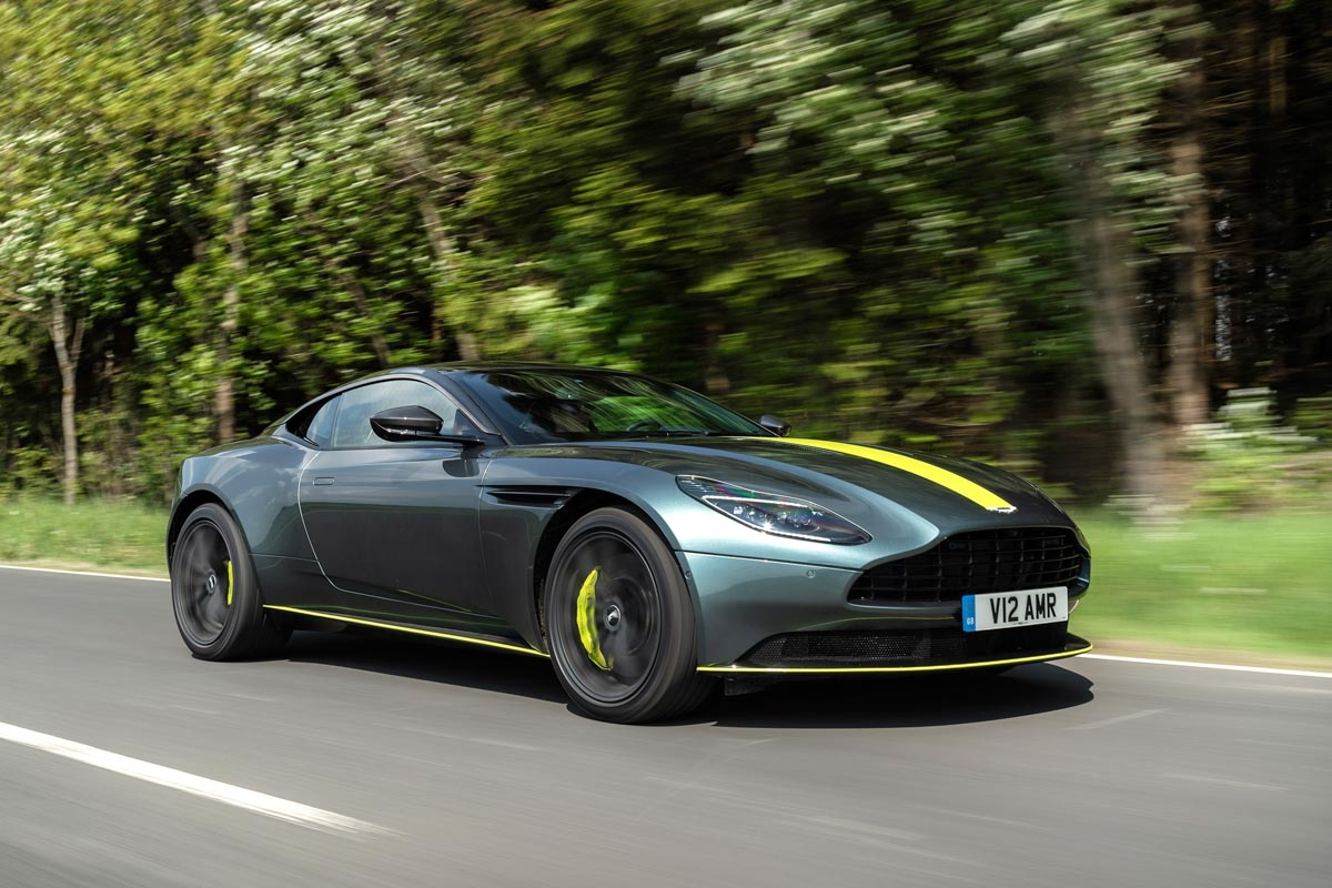 2018 Aston Martin DB11 AMR review-3